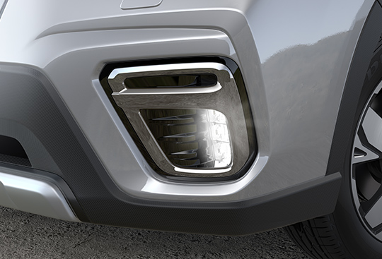 LED Front Fog Lamps